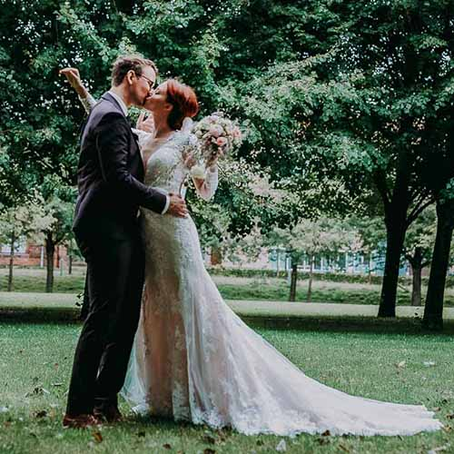 Dygtig bryllupsfotograf i København